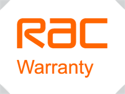 RAC Warranties Available